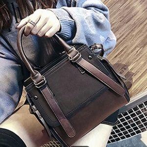 💥FINAL PRICE💥 Vegan Leather Mini Satchel